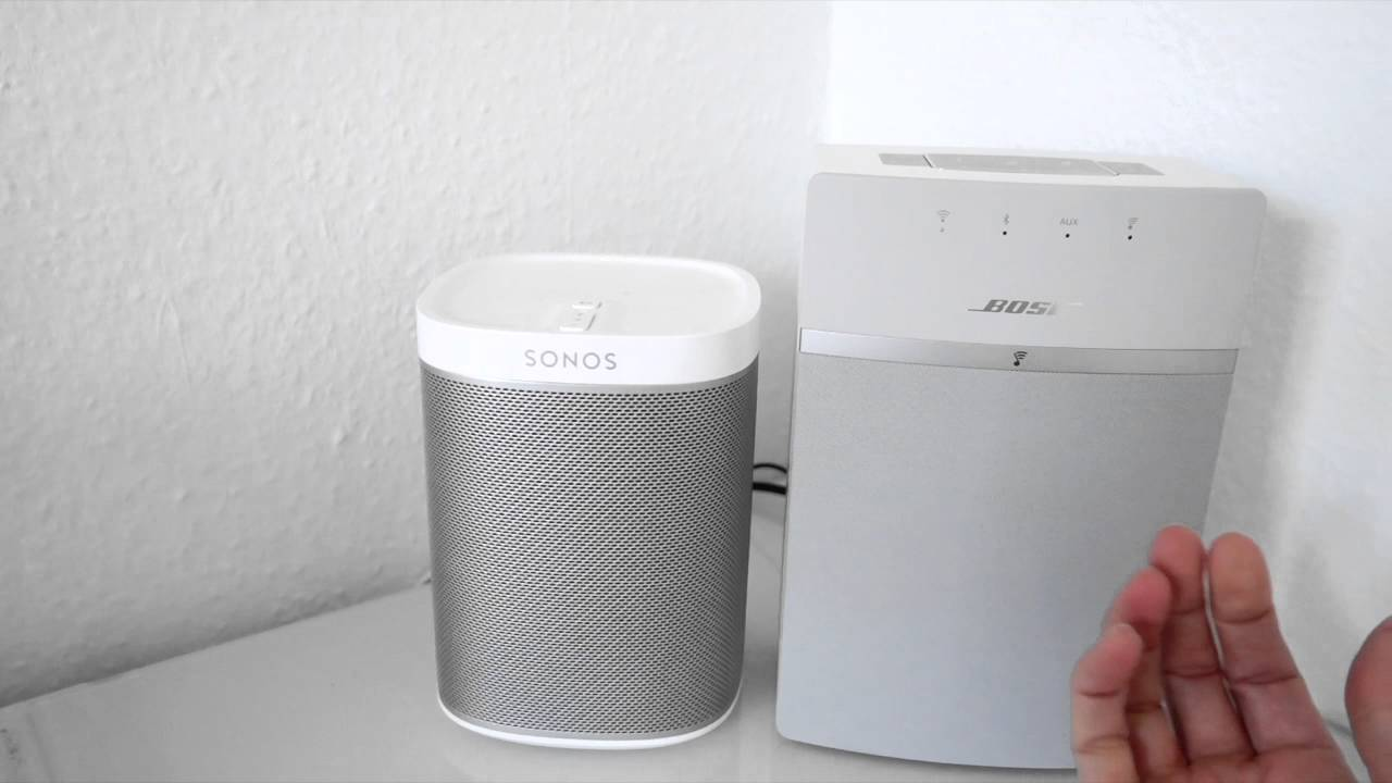bose soundtouch vs sonos play 5