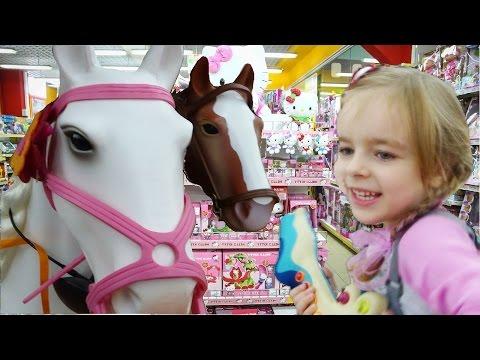Видео: Видео про игрушки для девочек Подарок на новый год обзор игрушек магазин
