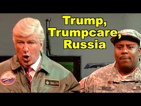 Trump, Trumpcare, Russia - Alec Baldwin, Paul Ryan & MORE! LV Sunday LIVE Clip Roundup 203