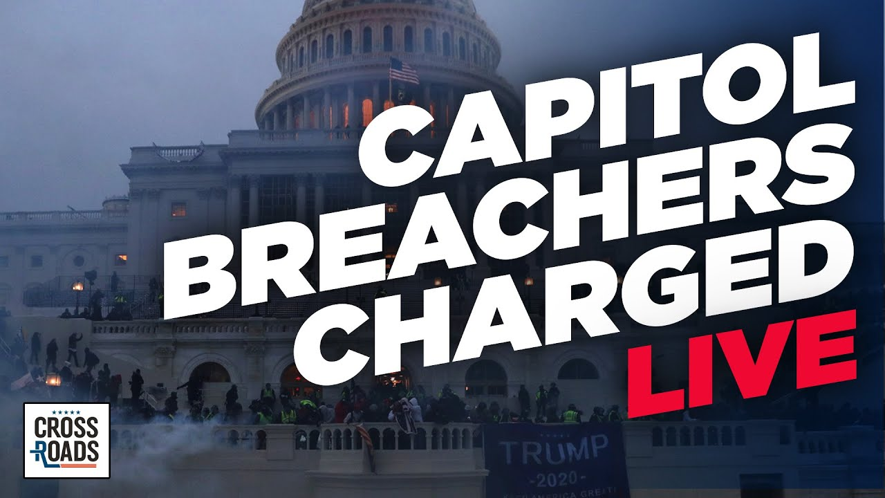 Live Q&A: BLM Activist Charged for Storming Capitol; Trump Declassifies Russia-gate Documents