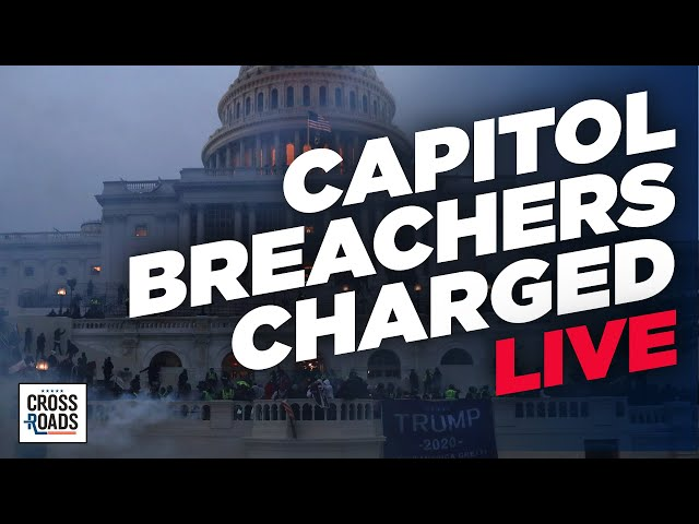 Live Q&A: BLM Activist Among Those Charged for Storming Capitol; Trump Declassifies Russia-gate Docs