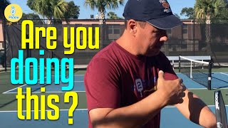 Pickleball - Unforced Errors and How to Avoid Them
