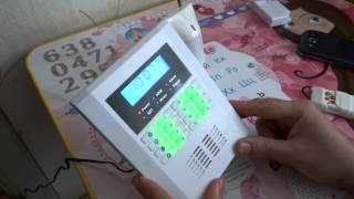 #СУПЕР!!! GSM сигнализация из Китая The SUPER!!! The GSM alarm system from China