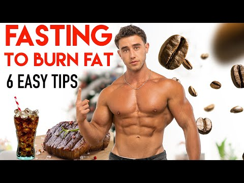 MY FASTING ROUTINE FOR FAT LOSS | 6 Simple Tricks That Help Me Stay in Shape | Zac Perna