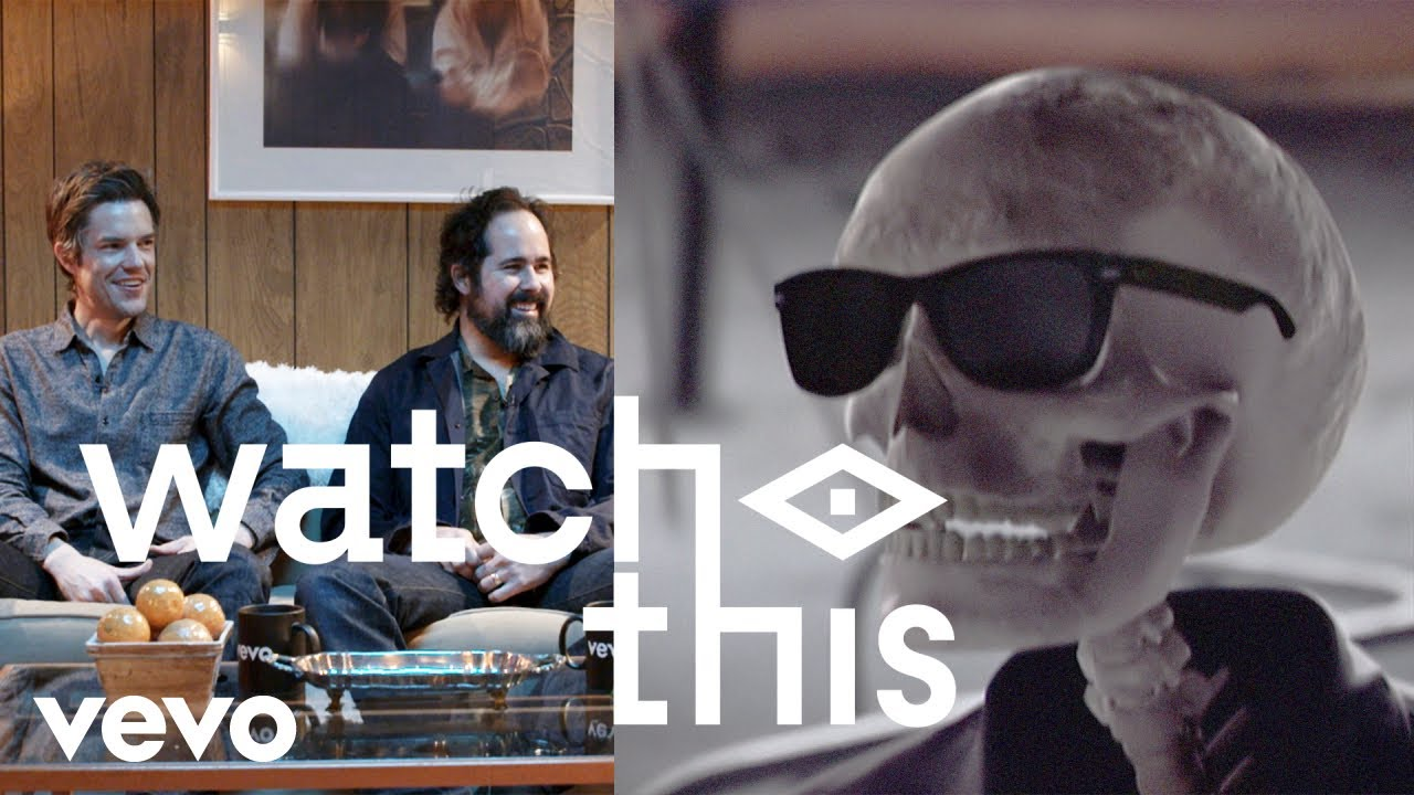 """New """"Watch This"""" With The Killers Discussing """"Bones"""" Video"""