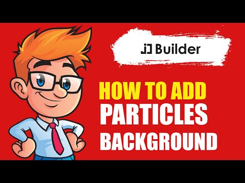 How To Add Particles Background To Joomla Website?