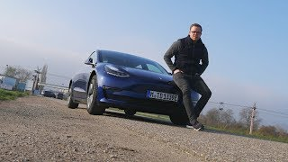 Tesla Model 3: Mein erster Eindruck!