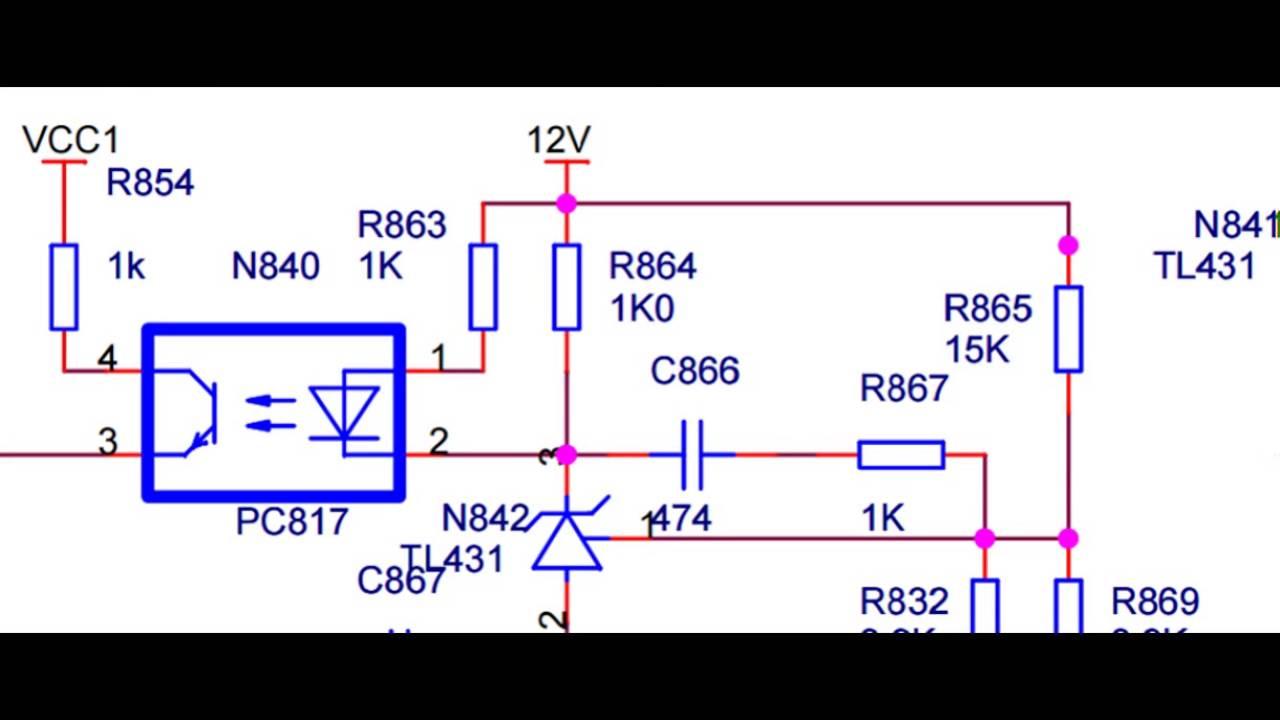 Descargar Diagrama Fuente Conmutada Hisense Led42k01p Led