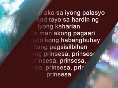 Prinsesa by 6 Cycle Mind lyrics