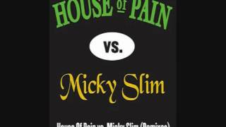House of Pain - Jump Around (Micky Slim Remix) (HD)