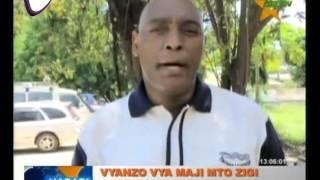 Uharibifu Wa Vyanzo Vya Maji