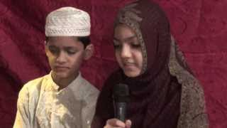 Ya Taiba (Beautiful Arabic Naat) by Syeda Hafsa