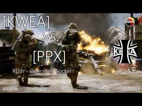 DeSBL - Operation Spind - HC - KWEA vs. PPx - Rush