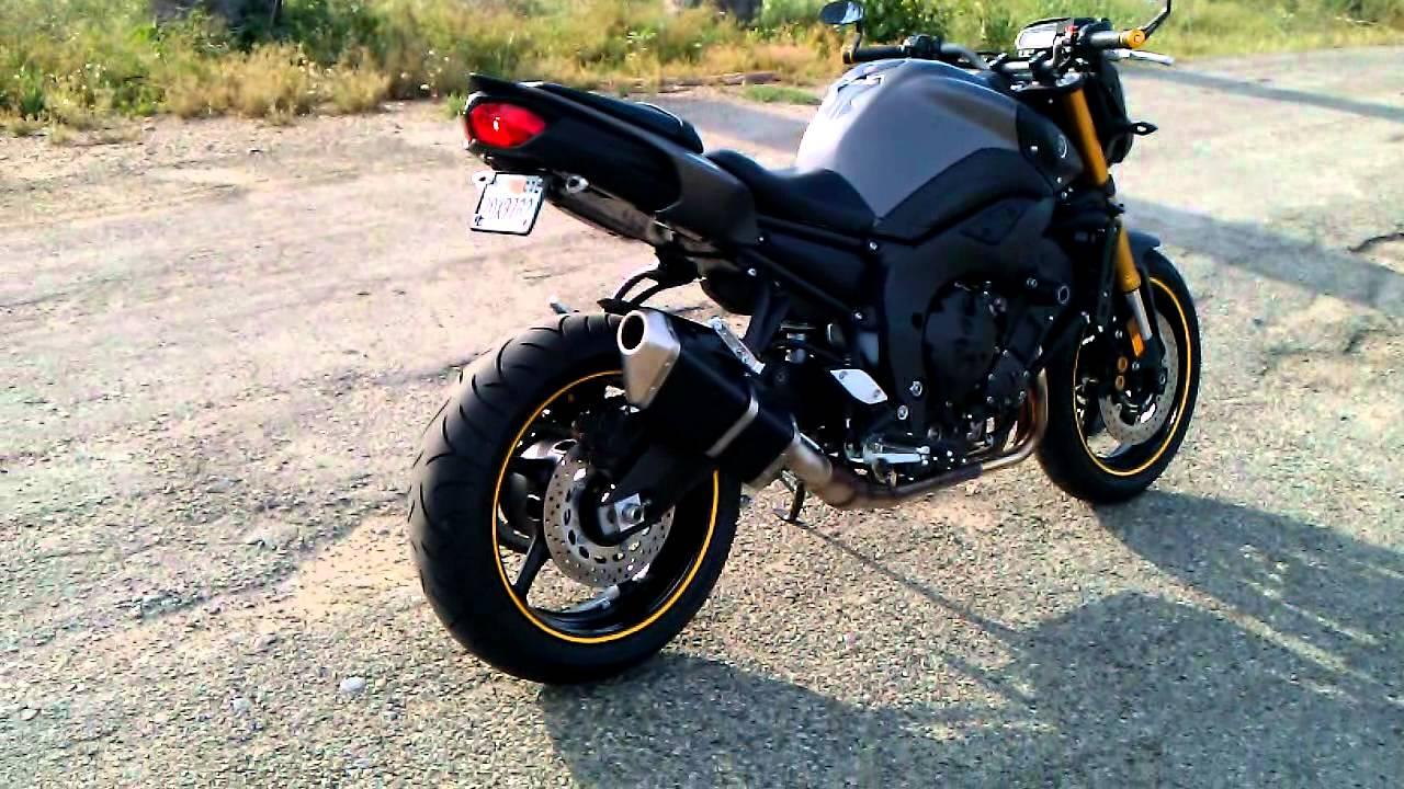 2012 Yamaha Fz8 - YouTube