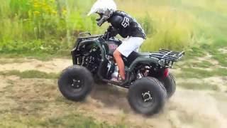 Обзор квадроцикла IRBIS ATV 110 U