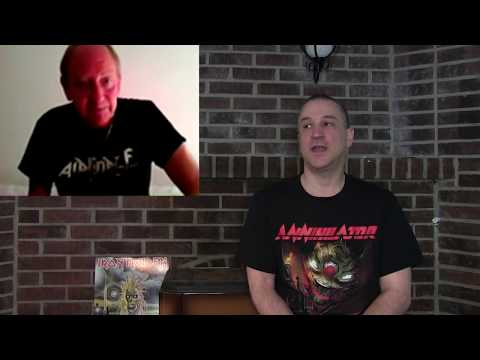 Doug Sampson (Ex-Iron Maiden) Airforce Interview- Possible Project w/ Paul Dianno-Soundhouse Tapes