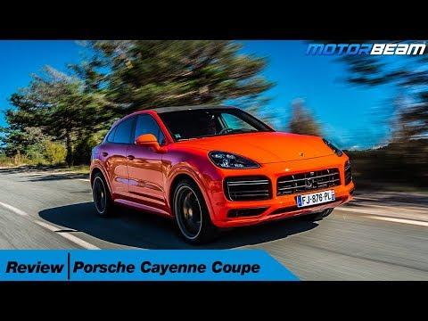 Porsche Cayenne Coupe Review - Practical Sports Car | MotorBeam