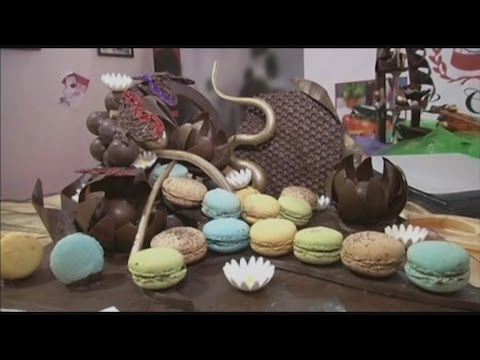 Algérie, Premier salon du chocolat