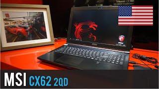 MSI CX62 2QD Review | English