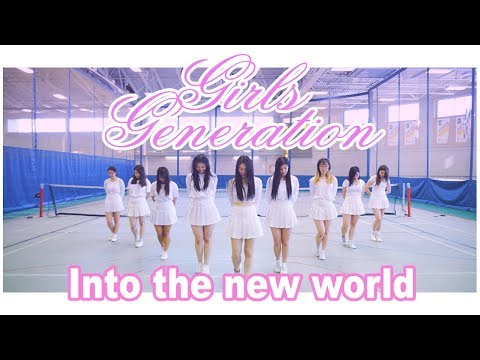 Girls' Generation (소녀시대) - Into The New World (다시 만난 세계) | Dance Cover by 2KSQUAD