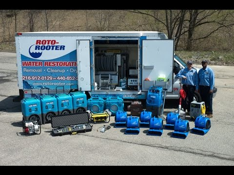 Water and Flood Damage Restoration | Expert Repairs by Roto-Rooter