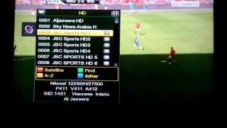 test jsc sports HD 1 , HD 2 , HD 3 , HD 4 , HD 5 , HD 6