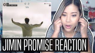 BTS JIMIN (지민) PROMISE (약속) REACTION | I GOT CHILLS! | 방탄소년단