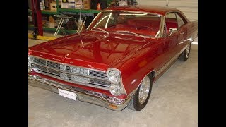 Sold 1967 Ford Fairlane 500  9188076665 Mint Condition Restoration