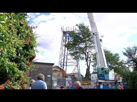 Toulouse: un pylône TDF à l'origine de nombreux problèmes de santé démonté  - 15/10