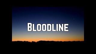 Ariana Grande - Bloodline (Clean Lyrics)