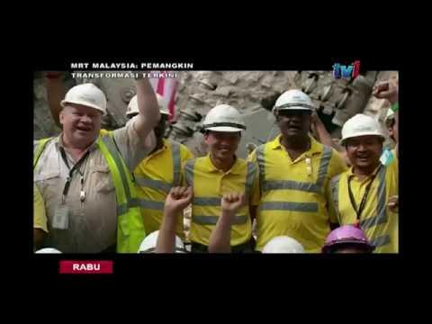 MRT MALAYSIA - Pemangkin Transformasi Terkini