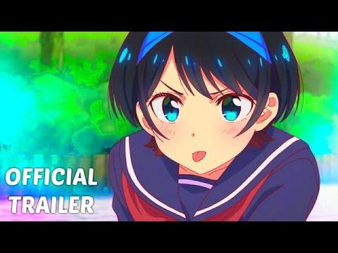 Kanojo, Okarishimasu Official Trailer