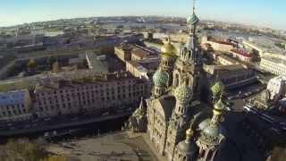 Санкт-Петербург с высоты птичьего полета. by mirsolnca