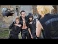 Final Fantasy XV Tribute in REAL LIFE Full Movie