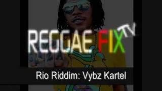 Reggae Fix - Party Love n Culture - Island Vibes & Rio Riddim