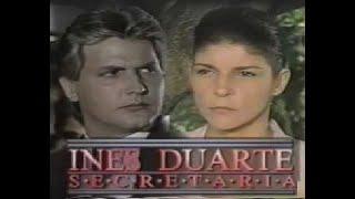 Инес Дуарте, Личный Секретарь - Заставка