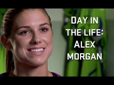 Behind the Scenes: Alex Morgan Game Day
