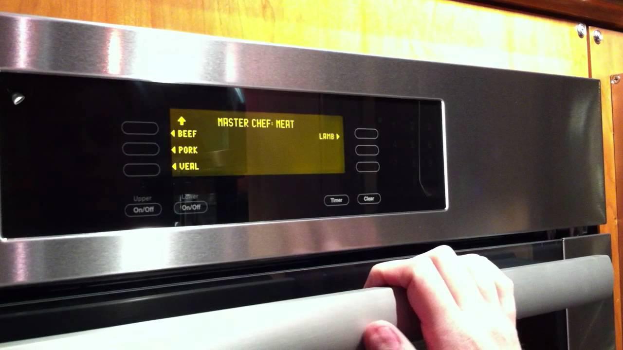 Masterchef Kitchen Appliances Miele Master Chef Cooking Demo Youtube