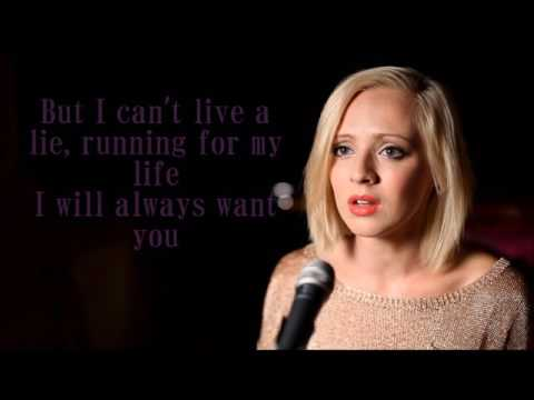 Madilyn Bailey - Wrecking Ball (Lyrics)