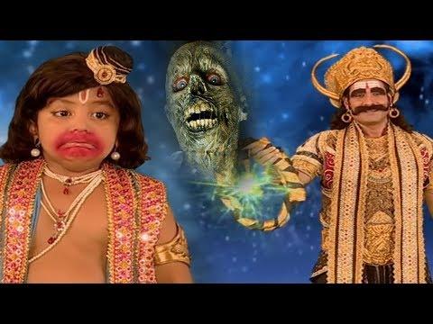 हनुमान जी ने यमराज से अपनी माता के प्राण वापस ले कर आये - Jai Jai Bajrangbali Ep 82 - Bhakti Video