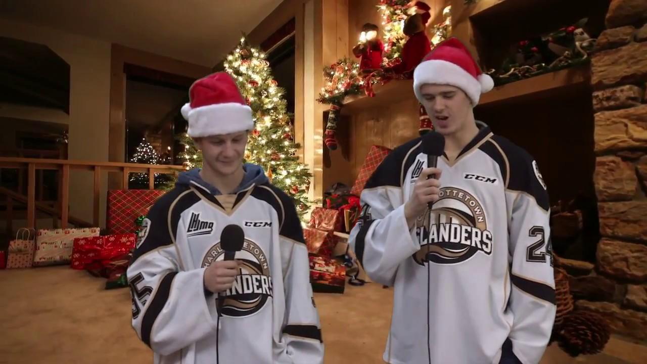 Christmas Cd Promo 2021 A Charlottetown Islanders Christmas Cd Promo Youtube