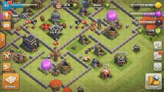 Clash of clans- Upgrading Loons to lv6!