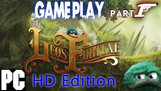 Leo's Fortune - HD Edition Gameplay / PART-1 / PC