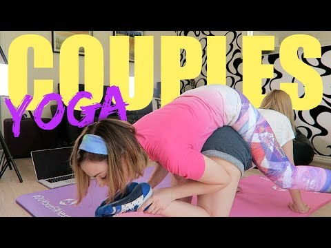 THE COUPLES YOGA CHALLENGE