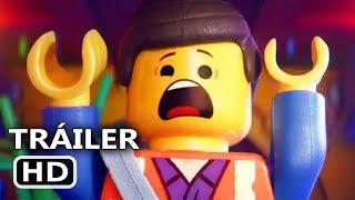 THE LEGO MOVIE 2 Tráiler Español SUBTITULADO # 2 (2019)