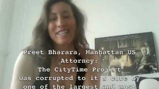 Mike Bloomberg Administration Doi Failed Citytime Saic