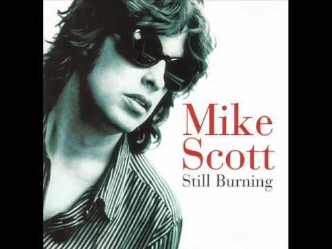 Open - Mike Scott