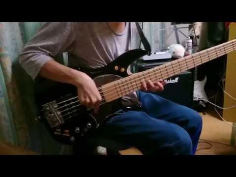 Colorado Bulldog/MR.BIG Bass cover : ISSAY