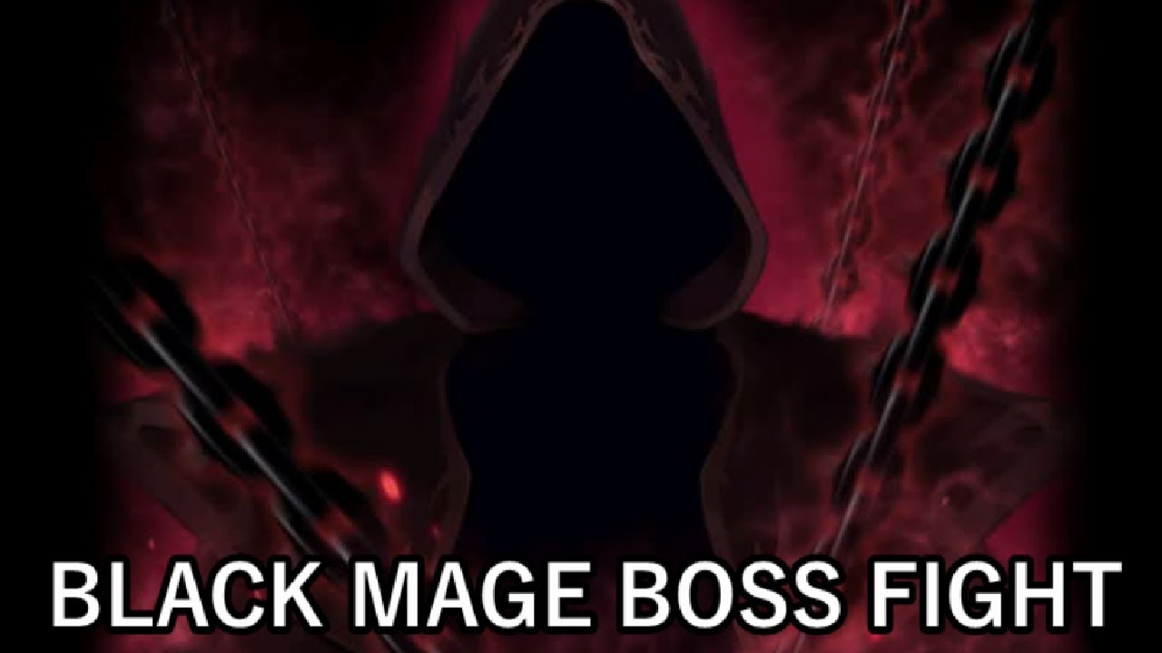 [Stream Highlight] MapleStory Black Mage Boss Fight (Phase 1 and 2)