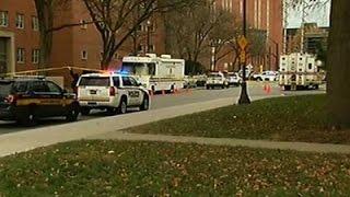 Students Describe Scene at Ohio State Attack